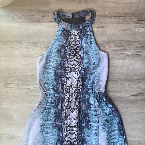 Aqua Dresses & Skirts - Long Nordstrom Dress